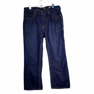 ARIAT Low Rise M4 Boot FR Blue Jeans 38X30